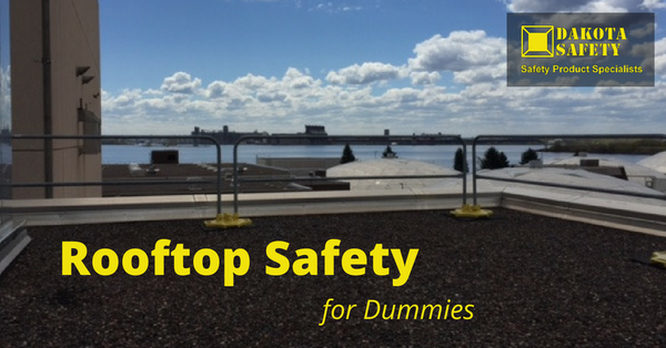 Rooftop Safety For Dummies - Dakota Safety