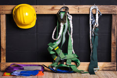 active fall protection equipment