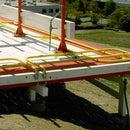 StealthRail Collapsible Guardrails - Dakota Safety