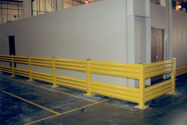 Wilgard safety barrier