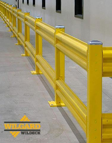 Wilgard safety barrier - Dakota Safety