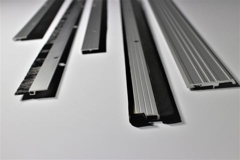 Commercial Weatherstrip and Thresholds
