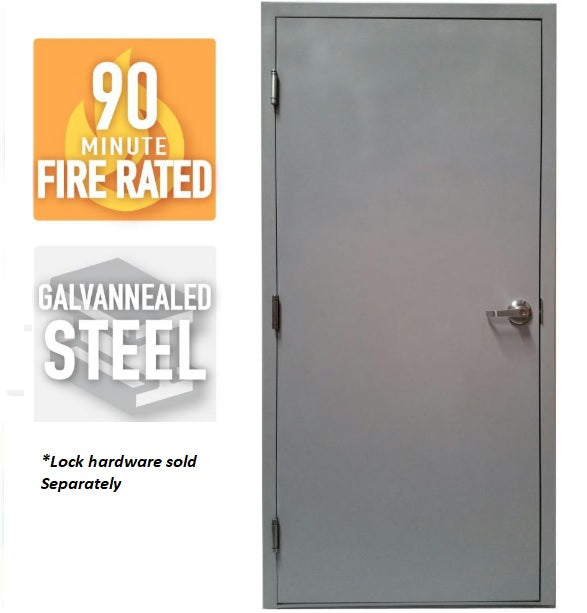 Insulated Commercial Steel Door