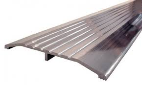 "72"" x 1/2"" Rise Aluminum Threshold"