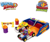MagicBox SuperZings Kaboom Race Playset - Brand New Boxed - UK FAST TRACKED ! - Recaptured LTD
