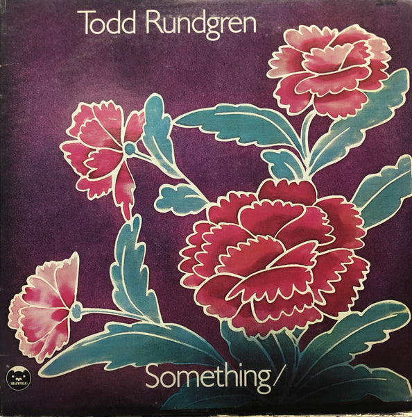 Todd Rundgren Something/Anything VG+ Gatefold