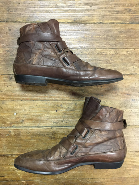 80's Kenneth Cole Italian Leather Boots