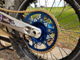 Rear sprocket Husaberg Aluminium 48/50/52 T