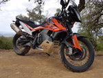 KTM 790 Adventure R/S 2019 Skid Bash Plate Protection