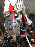 Skid Bash Plate Beta 350RR/390RR/430RR/480RR 2017-2018