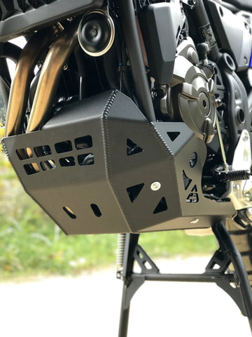 Yamaha Tenere 700 T7 XTZ-690 2019-2020 Skid Bash Plate Protection