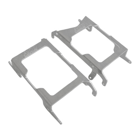 Radiator guards Yamaha YZ250F / YZ450F 2006