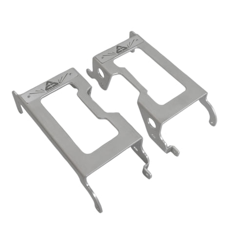 Radiator guards Yamaha YZ125/YZ250 2003-2004