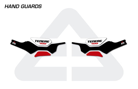Hand Guards Stickers Tenere 700 Yamaha T7 XTZ-690 2019-2021