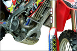 Radiator guards Honda CRF250 2010-2013