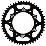 Rear sprocket Yamaha TT-R230 Aluminium 48/50/52