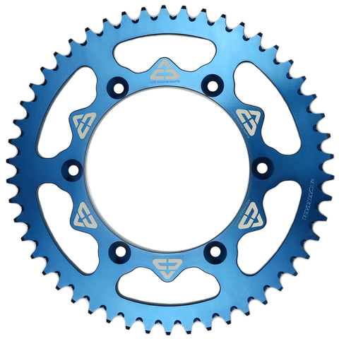 Rear sprocket Husaberg FX450 Aluminium 48/50/52 T