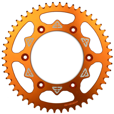 Rear sprocket KTM EXC-F/SX-F 250-350-450 Aluminium 48/50/52