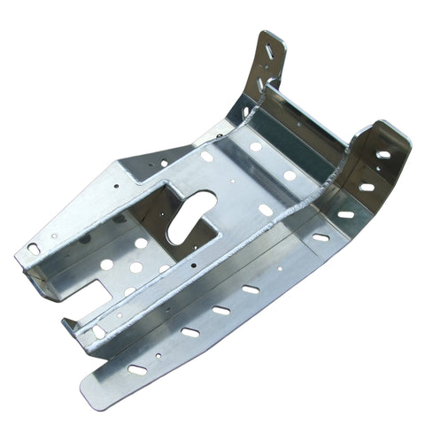 Yamaha Raptor 700 Rear Axle Protection Plate