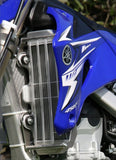 Radiator guards Yamaha WR250F 2007-2014