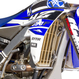 Radiator guards Yamaha YZ250F 2014-2018