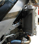 Radiator guards Honda CRF450 2009-2012