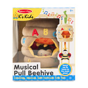 Melissa and Doug Musical Pull BeeHive