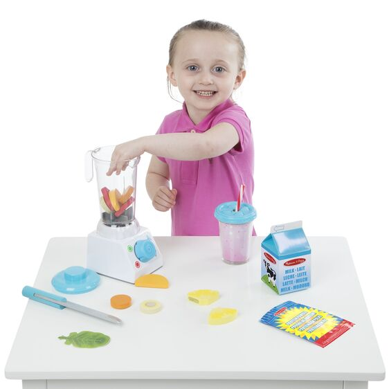 Melissa and Doug Smoothie Maker Blender Set