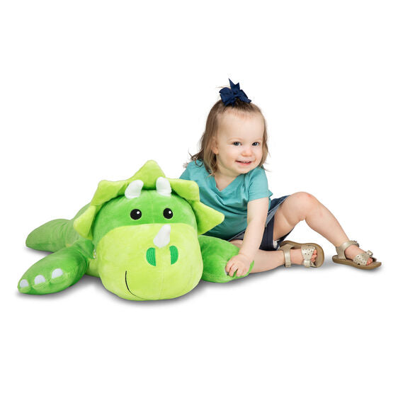 Melissa and Doug Cuddle Dinosaur