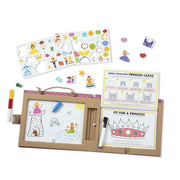 Melissa and Doug Play, Draw, Create Princess