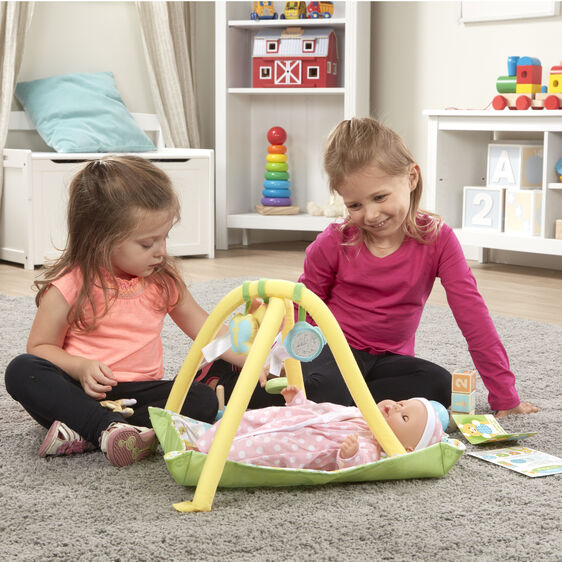 Melissa and Doug Mine to Love Toy Time Play Set