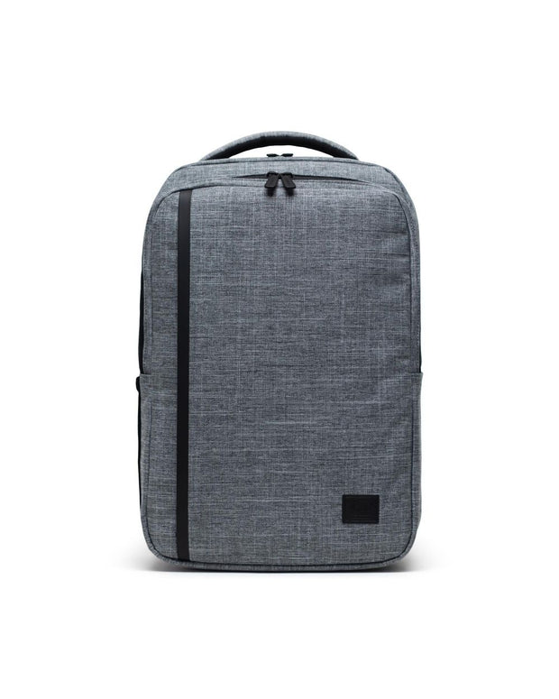 Herschel Supply - Travel Daypack Raven Crosshatch