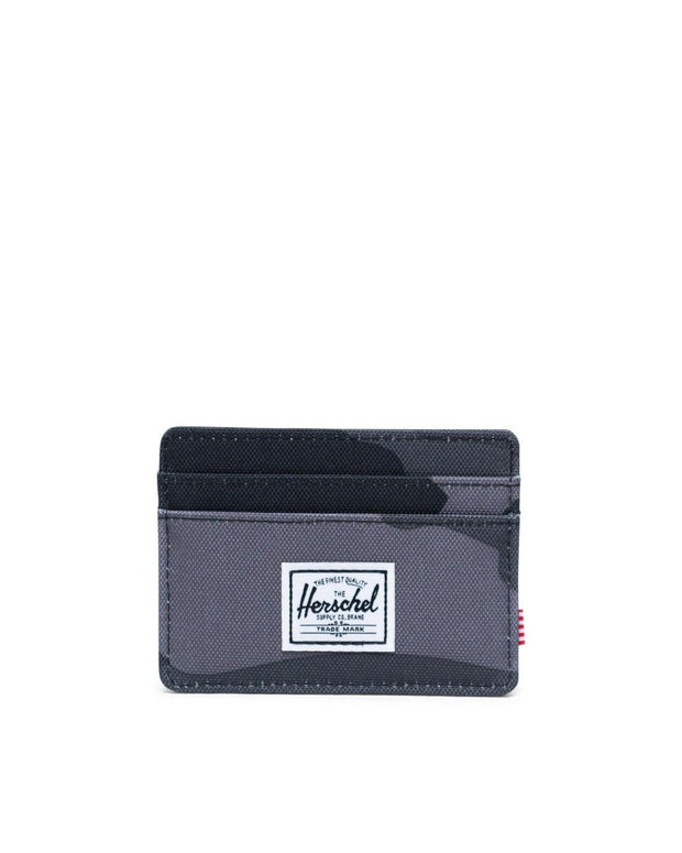 Herschel Supply - Charlie Wallet Night Camo
