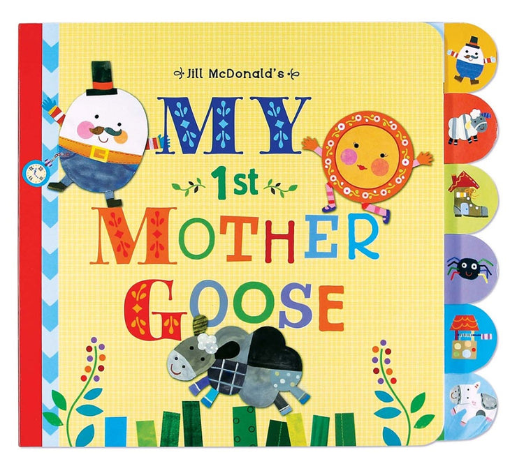 CR Gibson - My 1st Mother Goose