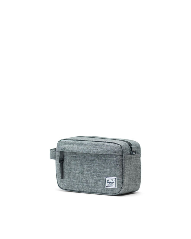 Herschel Supply - Chapter Travel Kit Raven Crosshatch