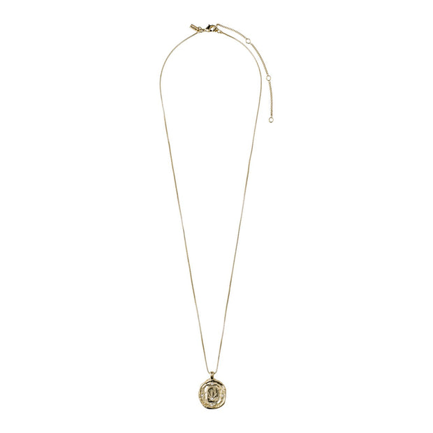 Pilgrim - Necklace Feelings of L.A. Gold Plated Crystal