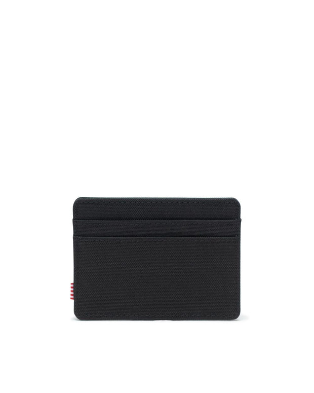 Herschel Supply - Charlie Wallet Black