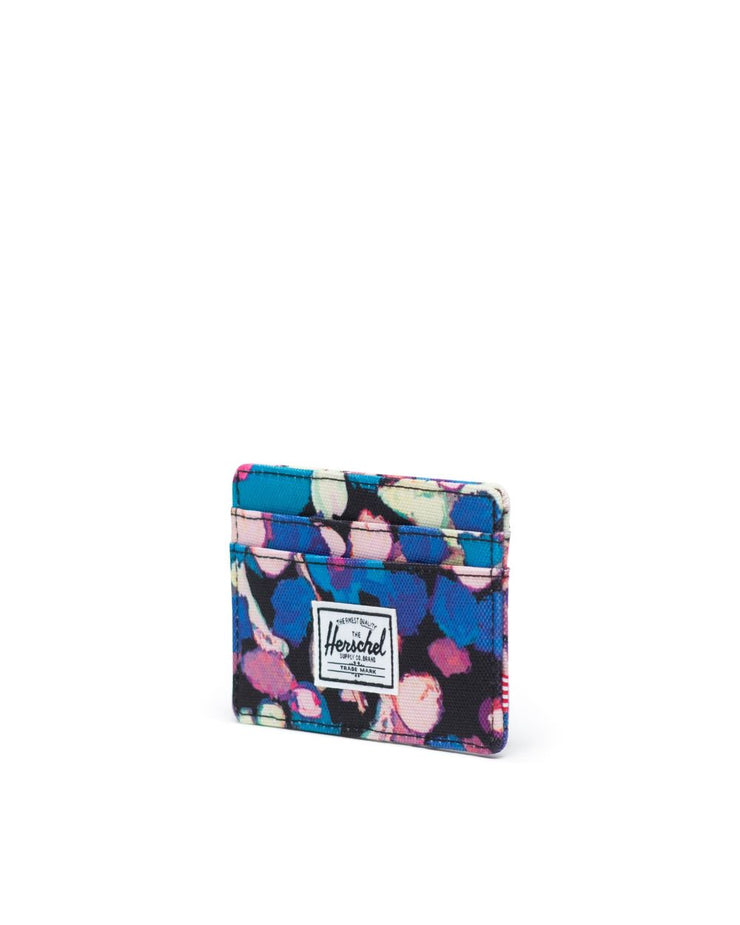 Herschel Supply - Charlie Wallet Painted Floral