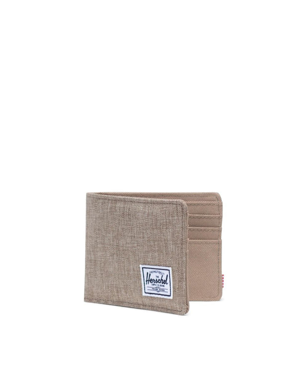 Herschel Supply - Roy Wallet Kelp Crosshatch and Kelp