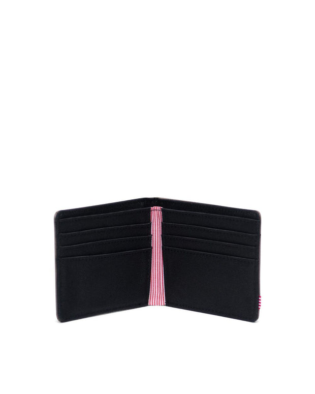 Herschel Supply - Roy Wallet Pine Bark and Black