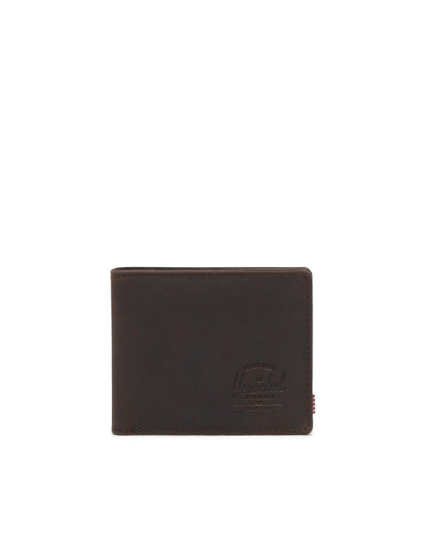 Herschel Supply - Hank Leather Wallet Nubuck