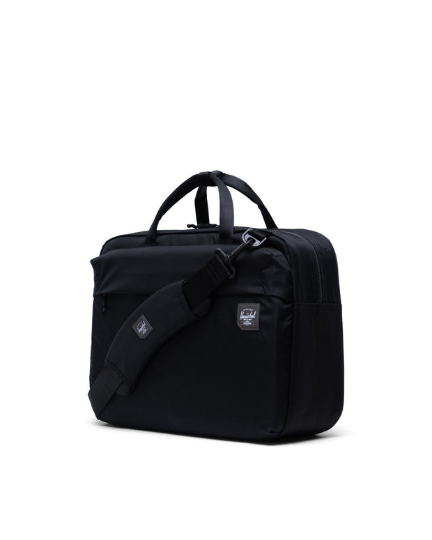 Herschel Supply - Britannia Messenger Black