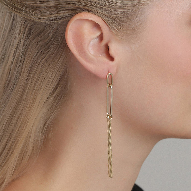 Pilgrim - Earrings Hana_Pl Gold Plated