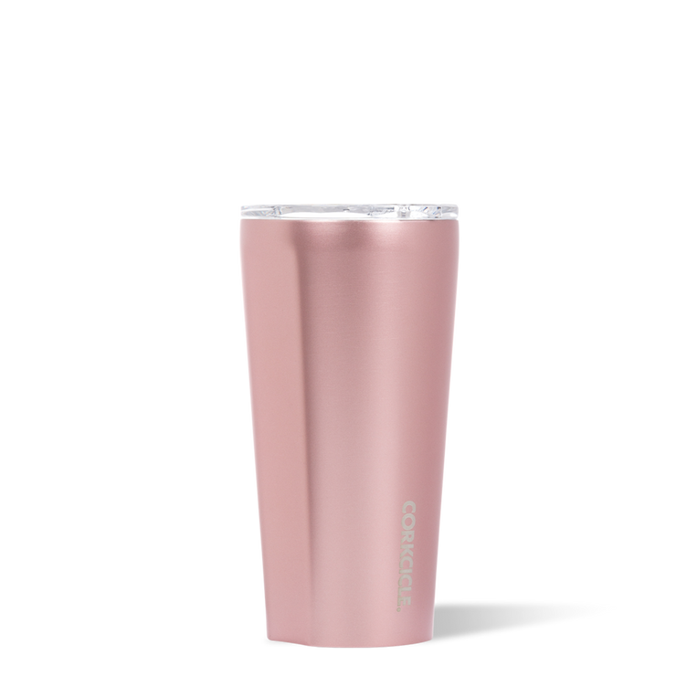 Corkcicle - Tumbler 16oz Metallic Rose