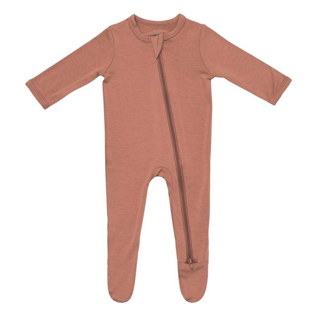 Kyte Baby - Zippered Footie Spice
