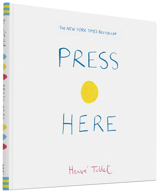 Raincoast Book - Press Here
