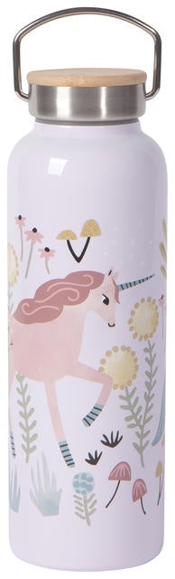 Now Designs Unicorn Roam Water Bottle