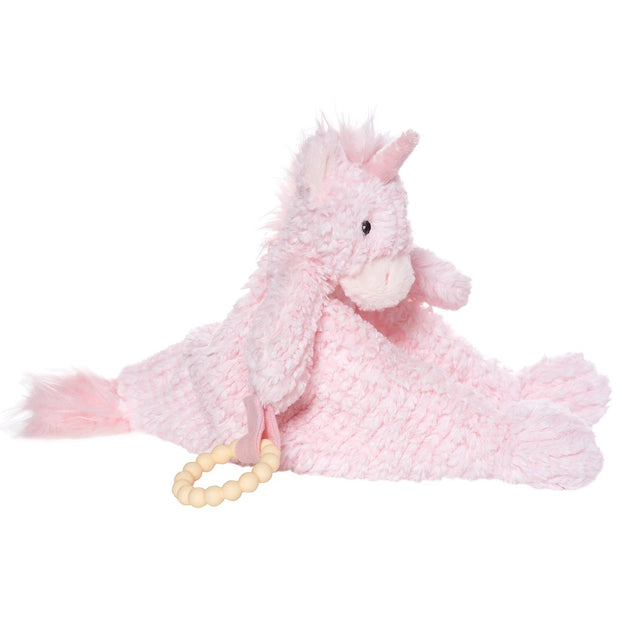 The Manhattan Toy Company Petals Unicorn Blankie