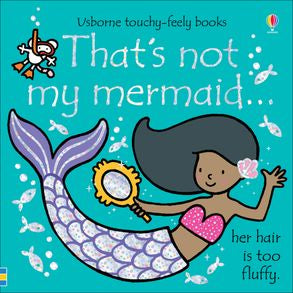 Harper Collins - Book That's Not My Mermaid