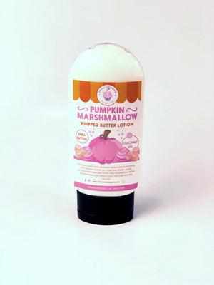Sweet Soaperie - Whipped Lotion 4oz Pumpkin Marshmellow